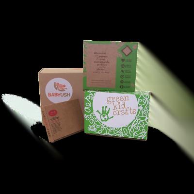 Custom Kraft Gift Packaging Boxes 3