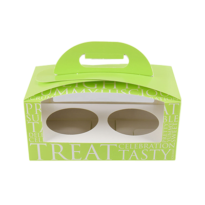 Custom Cupcake Boxes Wholesale 2
