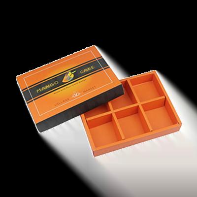 Custom Chocolate Brownie Boxes 1