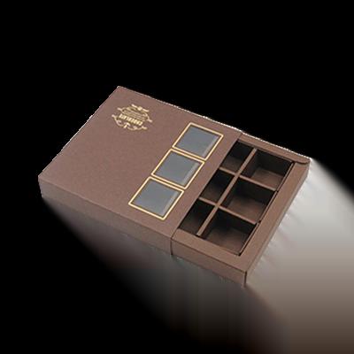 Custom Window Chocolate Boxes 2