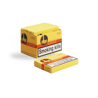 Custom Printed Cigar Packaging Boxes 1
