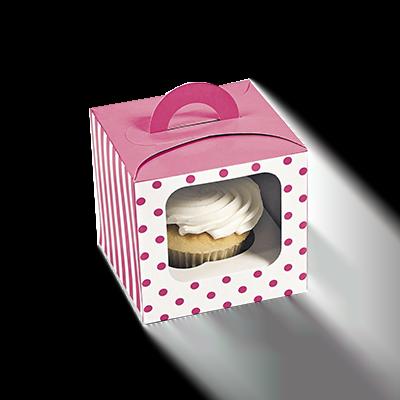 Custom Cupcake Boxes Wholesale 1