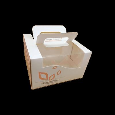 Custom Paper Cake Boxes 1
