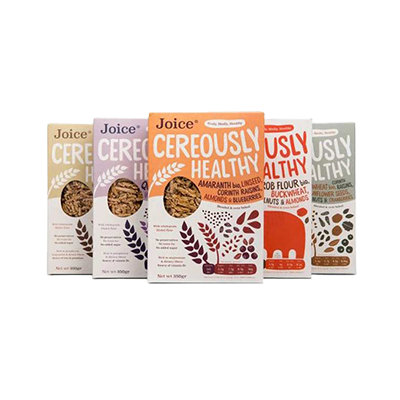 Custom Fruit/Nut Cereal Boxes 1