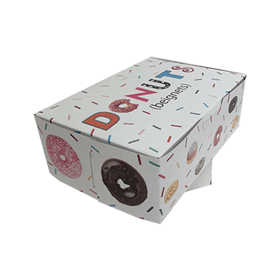 Custom Donut Packaging Boxes 4