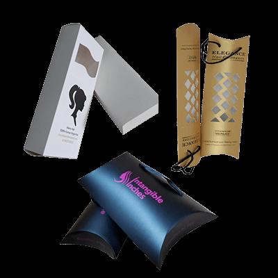 Custom Printed Hair Extension Packaging Boxes 3