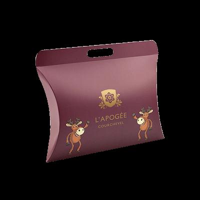 Custom Handle Pillow Boxes 1