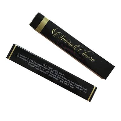 Custom Printed Mascara Packaging Boxes 1
