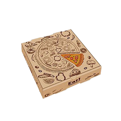 Custom Kraft Pizza Boxes 2