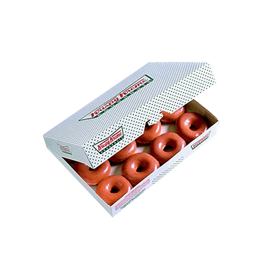 Custom Donut Packaging Boxes 1