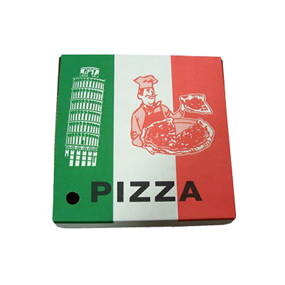 Custom Logo Printed Pizza Boxes 4