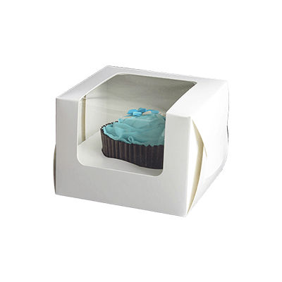 Custom Single Cupcake Boxes 2