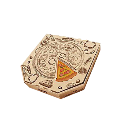 Custom Unique Shaped Pizza Boxes 3