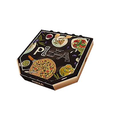 Custom Unique Shaped Pizza Boxes 1