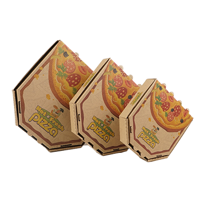 Custom Digital Printed Pizza Boxes 1