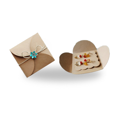 Custom Printed Earring Packaging Boxes 2