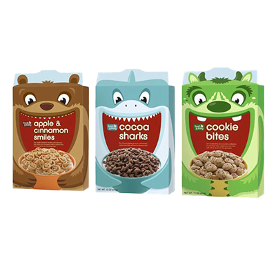 Custom Luxury Cereal Boxes 4