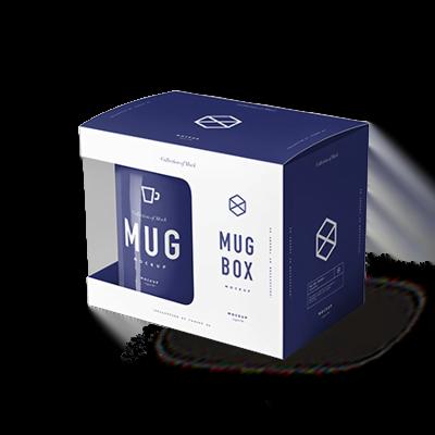 Custom Printed Mug Packaging Boxes 1