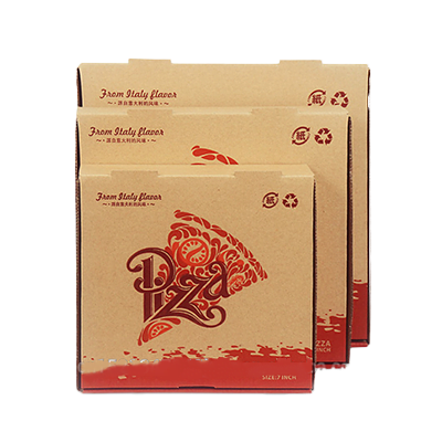 Custom Digital Printed Pizza Boxes 4
