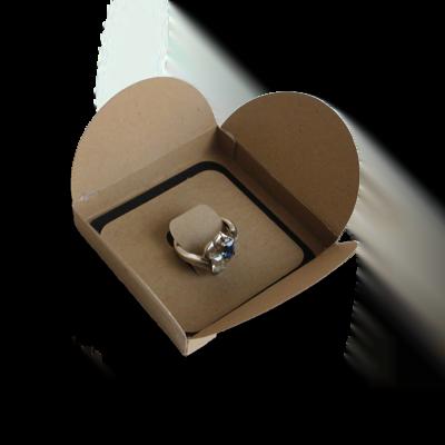 Custom Printed Ring Packaging Boxes 2