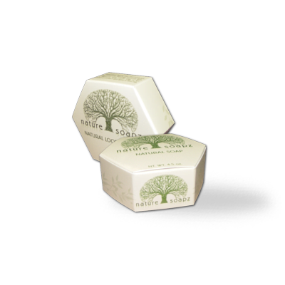 Custom Soap Hexagon Packaging Boxes 1
